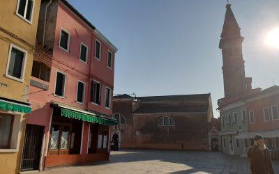 Venecia y sus colores